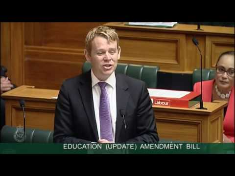 Education (Update) Amendment Bill - Committee Stage - Video 40