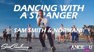 SAM SMITH & NORMANI - Dacing With A Stranger | Dance Choreography by Stas Cranberry