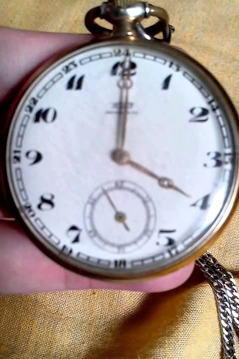 a4ffa623c2e Relógio de Bolso TISSOT (MERCADO LIVRE) - YouTube