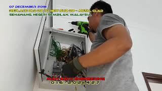 PAKAR ELEKTRIK - Install Sub DB - Metal Clad