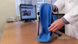 Night Splint for Plantar Fasciitis and Achilles Tendonitis - Sports Performance - San Francisco