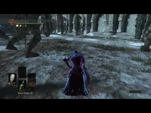 Dark Souls 3 - Sun Princess Ring OP