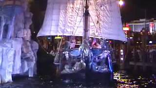Pirates Of Treasure Island - The Classic Vegas Show