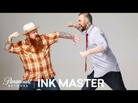 Ink Master Season 5 Cast