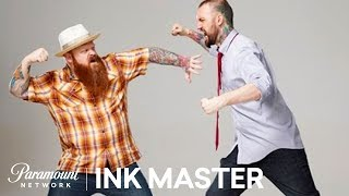 Ink Master, Season 5: Meet the Cast