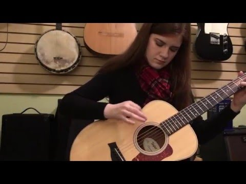 Song For George (Eric Johnson Cover) - Rebecca Laird