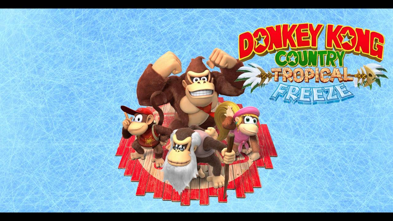 [Music] Donkey Kong Country: Tropical Freeze