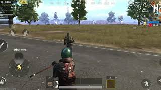 Funny PUBG Mobile Arcade Quick Match (Melee weapons and grenades only)