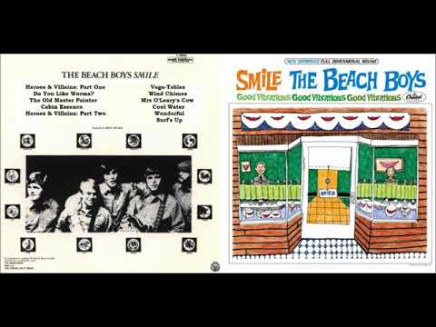 The Beach Boys - Smile (1967) - Revisionist version
