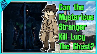 Fallout 4 Can The Mysterious Stranger Kill Lucy The Ghost Nuka World