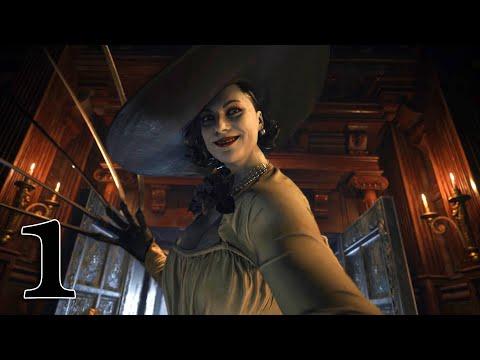 BASTANTE HARDCORE - Resident Evil Village - Directo 1