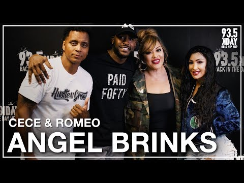 Angel Brinks Talks 'The Real Bling' + Relationship W/ Jackie Long