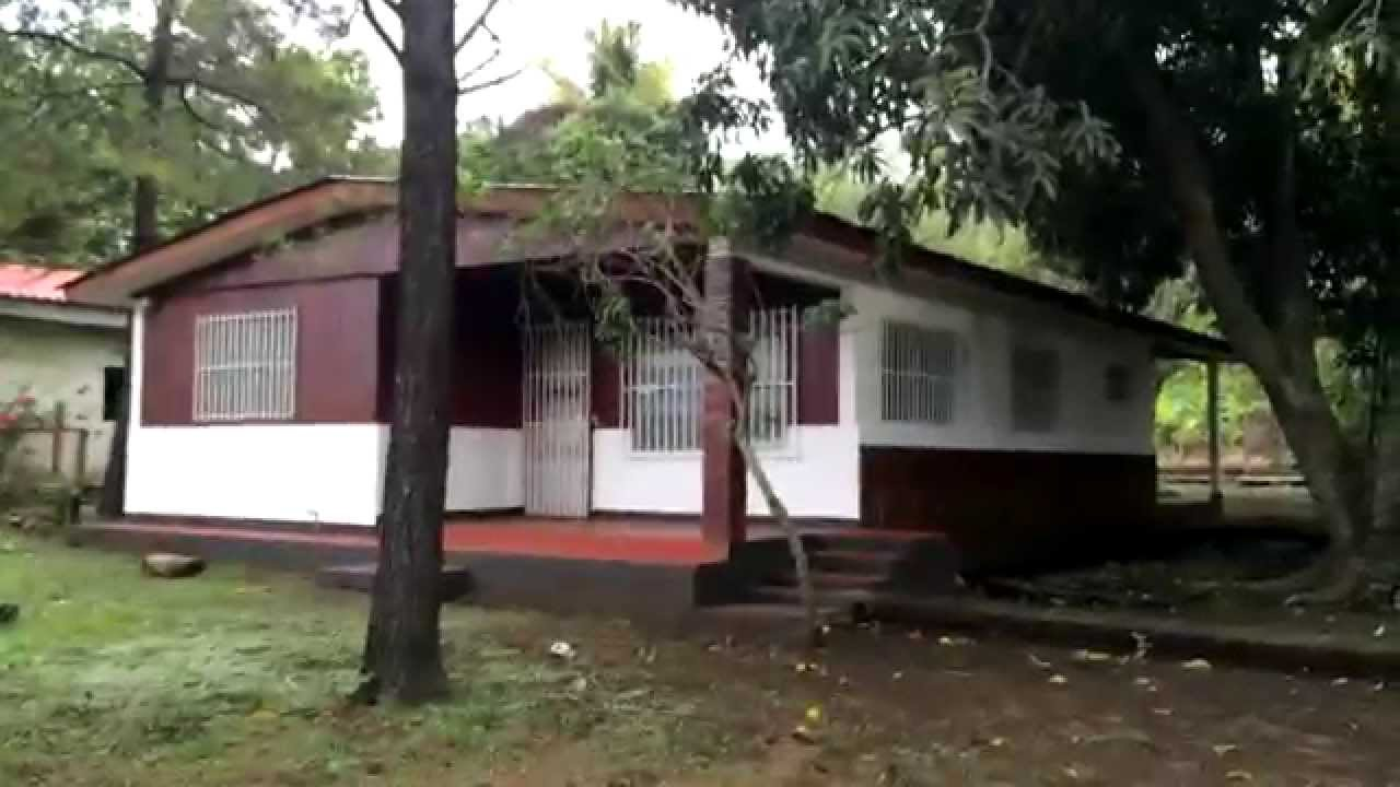 Venta de Casa en Ticuantepe Managua  YouTube
