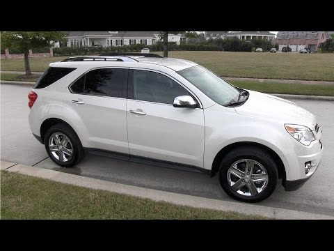 2014 Chevy Equinox Review