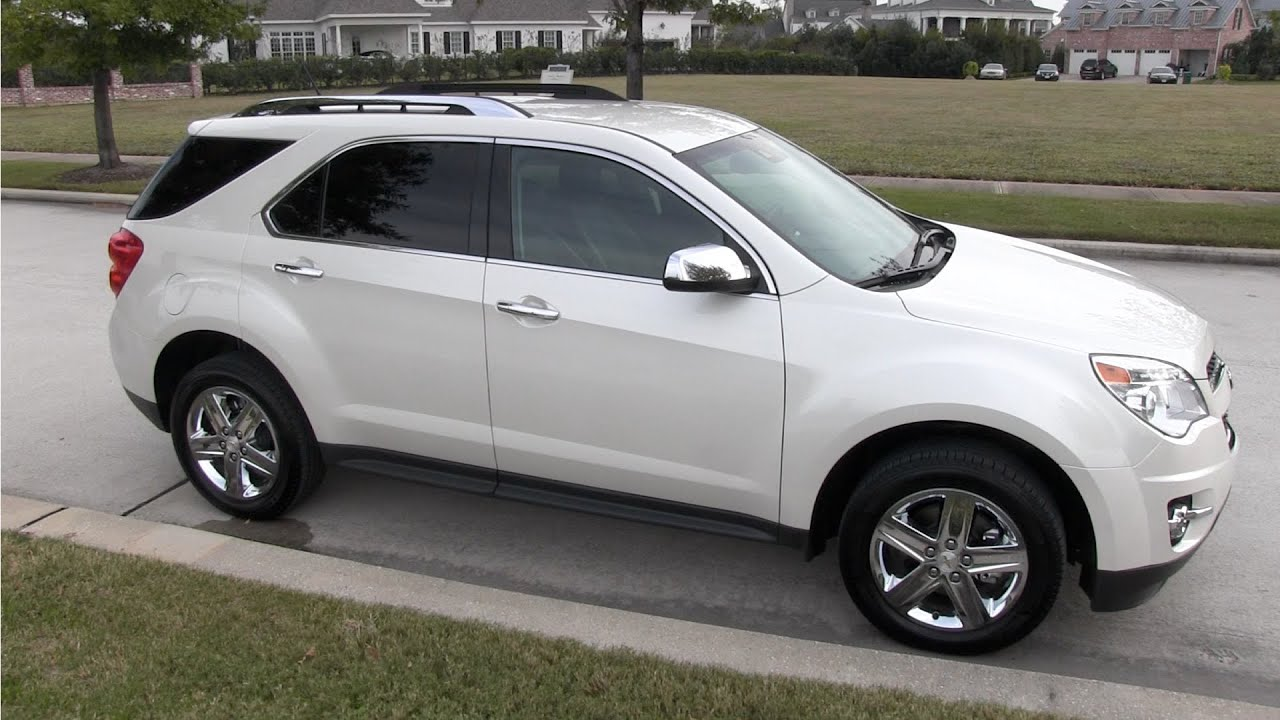 2014 Equinox Colors 2014 chevy equinox review - youtube