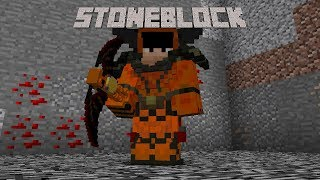 StoneBlock - GOING DRACONIC [E34] (Modded Minecraft)