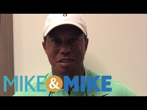 Tiger Woods, President Bill Clinton and more say goodbye | Mike & Mike | ESPN