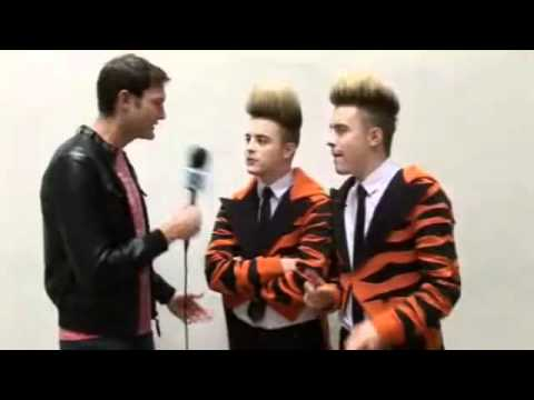 Jedward CBBC Chat Newsround 18.09.11