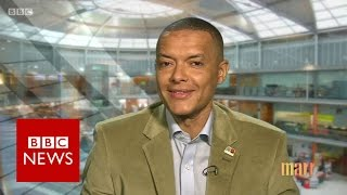 'Corbyn hasn't created shift to the left' Clive Lewis - BBC News