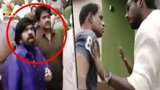 VIRAL : Vishal's team attacked in Producer Council meeting | T Rajendar | Fight Video
