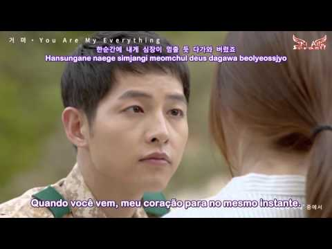 거미Gummy - You Are My Everything - OSt Descendants Of The Sun - Legendado (PT-BR)