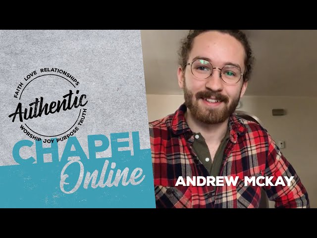 Striving for Peace with Everyone | Andrew McKay