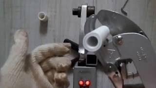 Как правильно паять полипропиленовые трубы