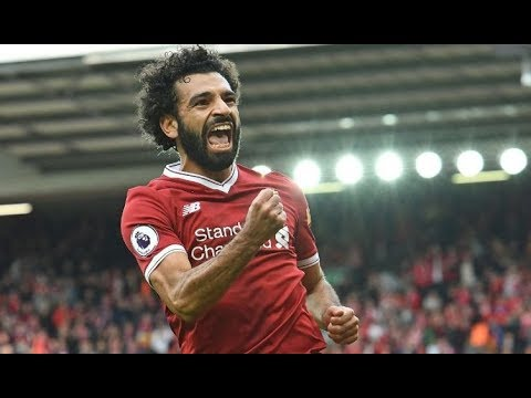 premier league mohamed salah bat le record de buts de drogba youtube rh youtube com