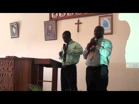 A MORE EXCELLENT WAY PT 2 EASTER BELIEVERS TABERNACLE AREA I8B LILONGWE MALAWI 2013