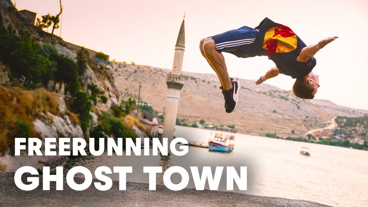 Freerunning a GHOST TOWN in Turkey | w/ Alexander Titarenko