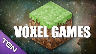 "Top 5: Creative Block ""Voxel"" Games Like Minecraft"