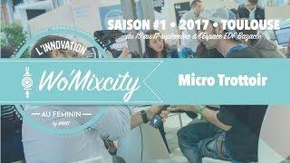 Wo'Mixcity - Micro Trottoir