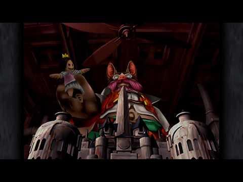 Final Fantasy IX - PS4 Theme & Gameplay Footage