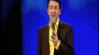 Lee Mack Live DVD Clip 4 of 4