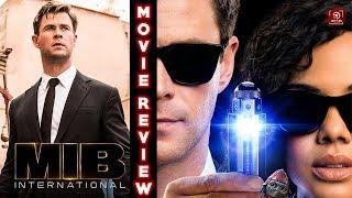 MEN IN BLACK: INTERNATIONAL Movie Review | Chris Hemsworth | Liam Neeson | #SRKLeaks | Nettv4u