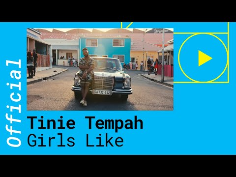 Tinie Tempah feat. Zara Larsson - Girls Like (Official Video)
