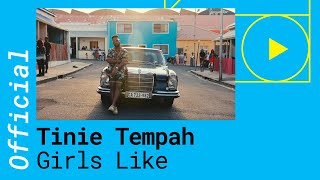 Tinie Tempah feat. Zara Larsson - Girls Like