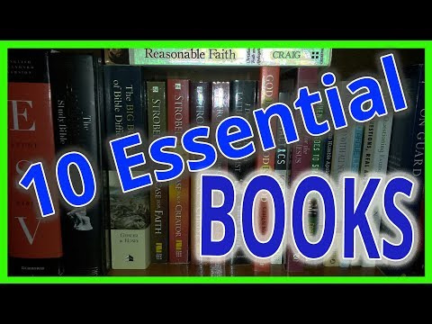Top Christian Books To Get Started (Must Have!)