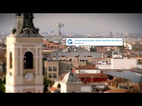 Getafe promotional video
