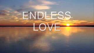 ENDLESS LOVE - Lionel Ritchie duet w Diana Ross w lyrics thumbnail