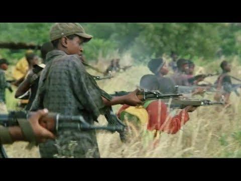 Blood Diamond (Child Soldiers)