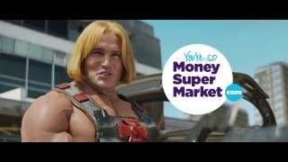 MoneySuperMarket Epic Skeletor (HEYYEYAAEYAAAEYAEYAA Remix)