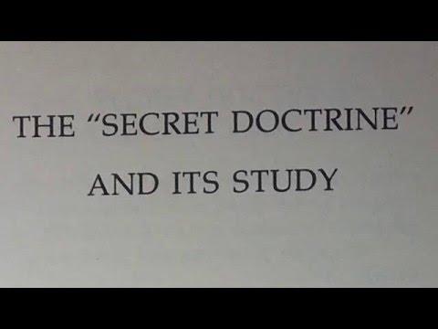 The Secret Doctrine - Audio Book
