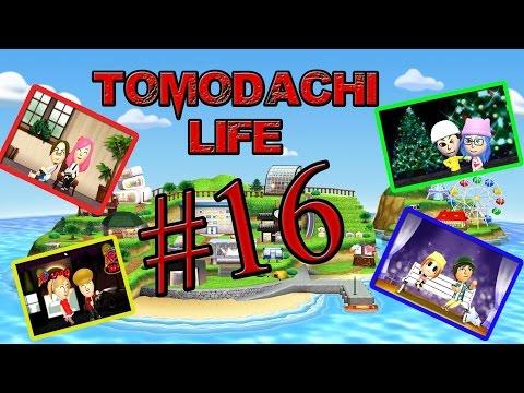 Tomodachi Life - Episodio #16 Estoy Enamorado de Ti Danielle