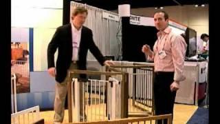 Cardinal Dog Gates -  Safest Dog Gates - Live At  Global Pet Show