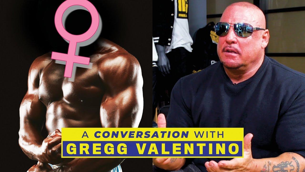 PART 1: Gregg Valentino & Vlad Yudin Debate Transgender Athletes In Bodybuilding | Convo With Gr
