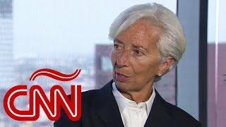 Los ingredientes para que la economía de México crezca, según Christine Lagarde
