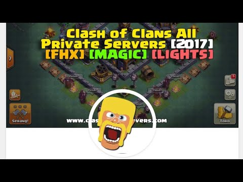 How to download clash of clans hacked version.
