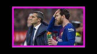 Noticias de última hora | Messi tenía dos órdenes en los 35 minutos que jugó en Sevilla