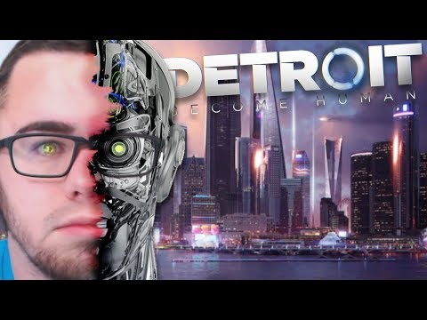 ROBOTS TAKE OVER THE WORLD | Detroit: Become Human #1